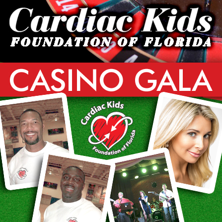 Cardiac Kids Casino Benefit