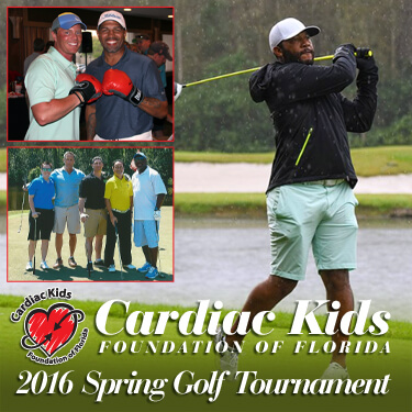 Spring Golf Tournament Event