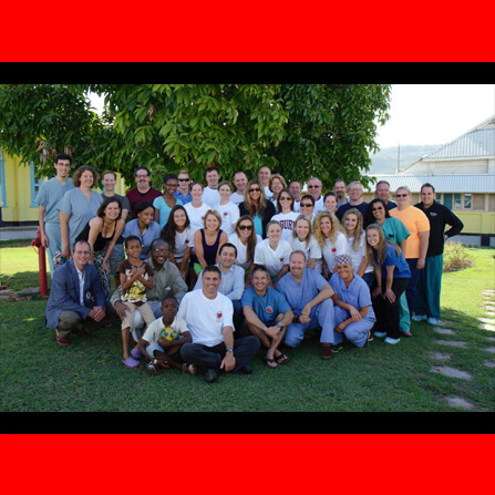 Cardiac Kids - Jamaican Mission Trip 1