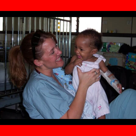 Cardiac Kids - Jamaican Mission Trip 22
