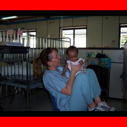 Cardiac Kids - Jamaican Mission Trip 23