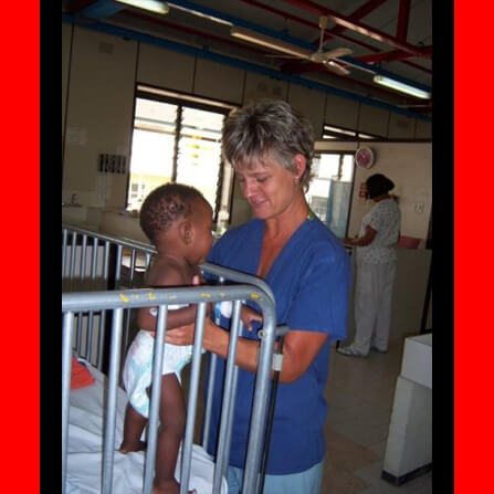 Cardiac Kids - Jamaican Mission Trip 24