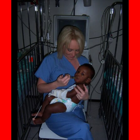 Cardiac Kids - Jamaican Mission Trip 29