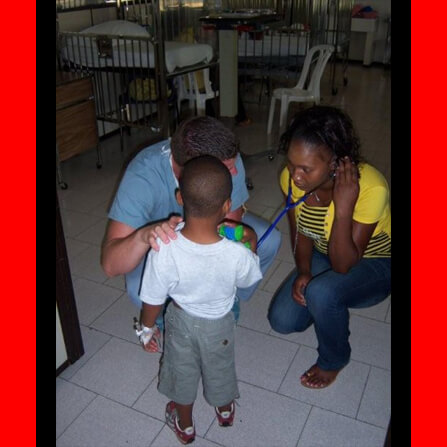 Cardiac Kids - Jamaican Mission Trip 30