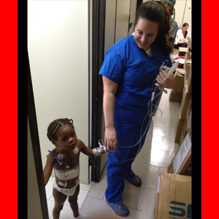Cardiac Kids - Jamaican Mission Trip 32