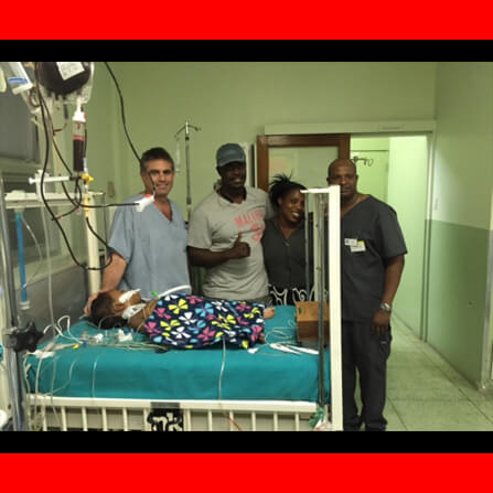 Cardiac Kids - Jamaican Mission Trip 3