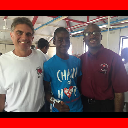 Cardiac Kids - Jamaican Mission Trip 9